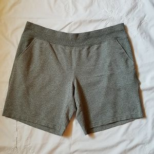 Danskin Now terry knit bermuda shorts!